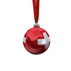 Christbaumkugel Schweiz
