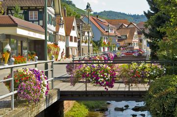 Dorfzentrum Durbach