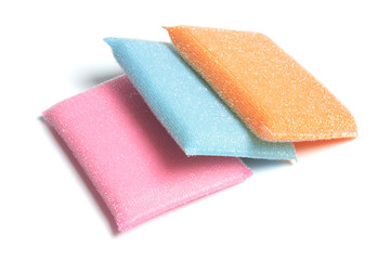 Colored Scourers