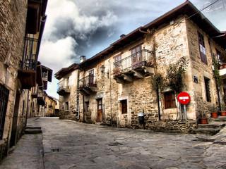 Rua de Puebla de Sanabria