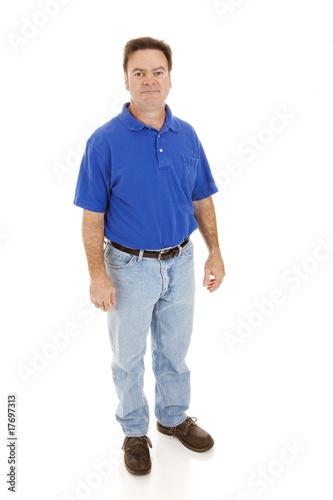 poster of Regular Guy - Full Body