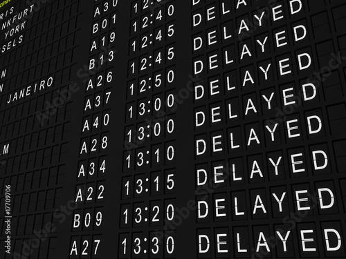 Delayed Flights - 17709706