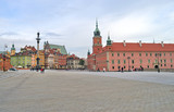 Warsaw Old Town - 17714792