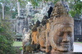 Statues d'angkor