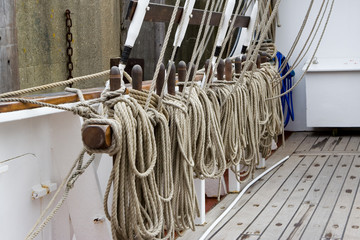 Rigging Ropes