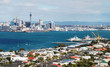 Auckland panorama from Devonport