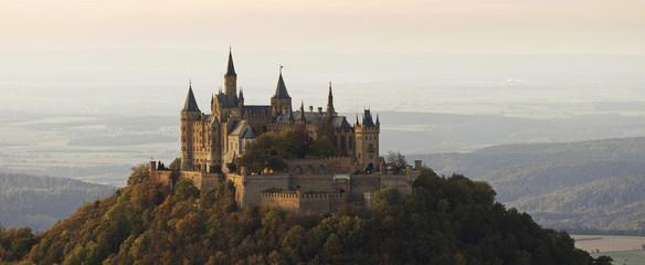 Castle Hohenzollern Panorama