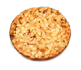 whole dessert apple pie