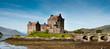 Leinwanddruck Bild - Eilean Donan Castle