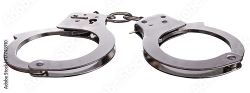 steel manacles