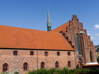 Eglise d'Elsingor, Danemark