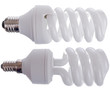fluorescent daylight bulb