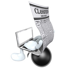 Employment Classifieds Online