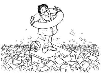In sea of bureaucracy