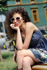 Attarctive female beauty