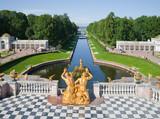 Fototapety Fountains of Petergof