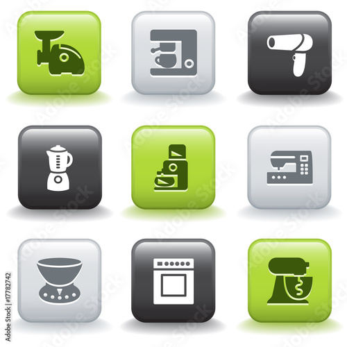 Icons with buttons 19