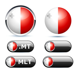 drapeau Malte / Malta flag
