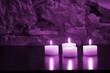 カラー: 紫