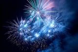 Fireworks, salute. - 17805391