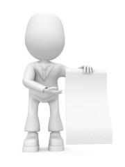 employee show paper