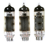 old amplifier lamps
