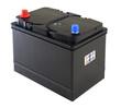 Leinwanddruck Bild - car battery