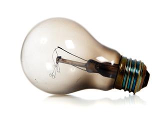 Burned Out Light Bulb
