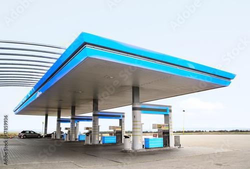 Gas station - 17859936