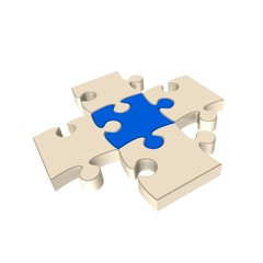 puzzle verbindung