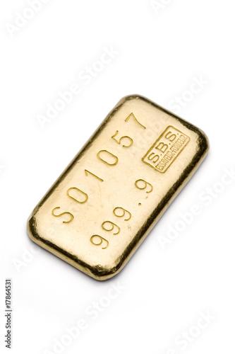 Goldbarren - 17864531