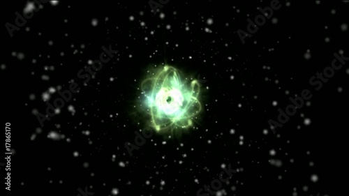 Intro HD para edicion de video - Atomic 01