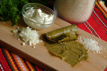 Products for sarma (dolmadakia)