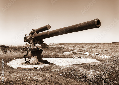 Old england cannon