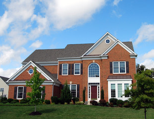Nice Brick Single Family Home