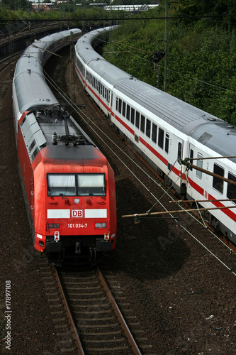 Bahn Verkehr - 17897108