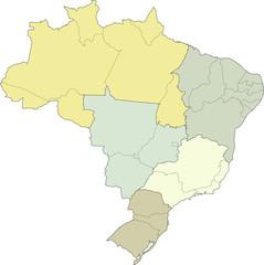 Brasil e regiões