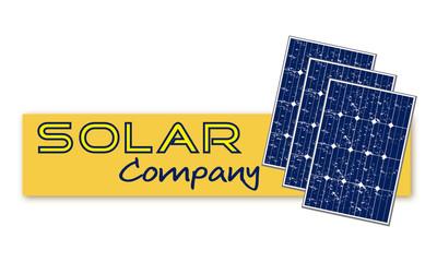 Solar-Firmenlogo