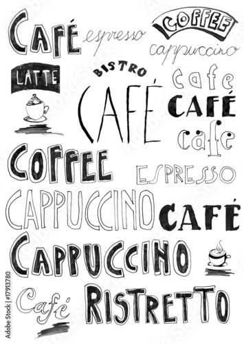 Coffee Doodle © dowiliukas
