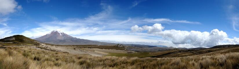 Haut plateau des Andes