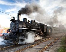 """Постер, картина, фотообои """"Essex Steam Train"""""""