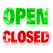 Open - Closed