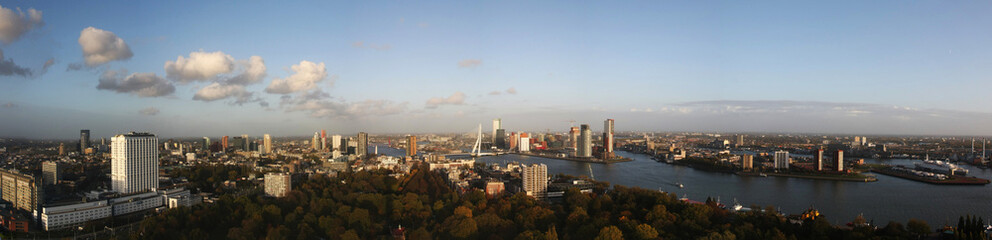Rotterdam in the fall XXL
