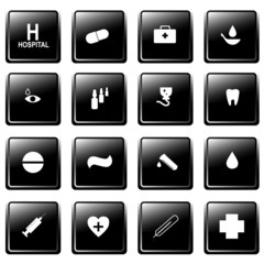 Web Icon Set 3 Vector