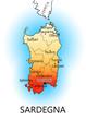 Regioni d'Italia - Sardegna