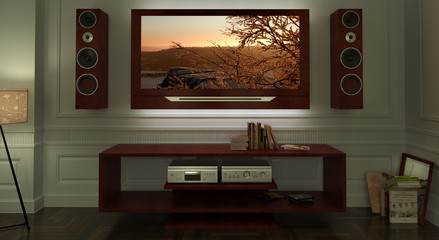 High Tech Homecinema - Classic