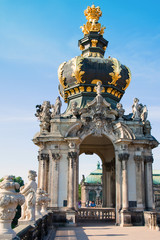 Zwinger von Dresden