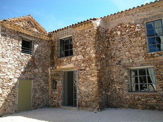 Stone rural house, south of France