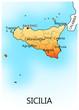 Regioni d'Italia - Sicilia