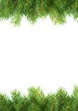 Fototapety Christmas framework